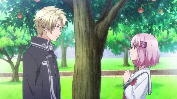 List Action Romance Anime Series