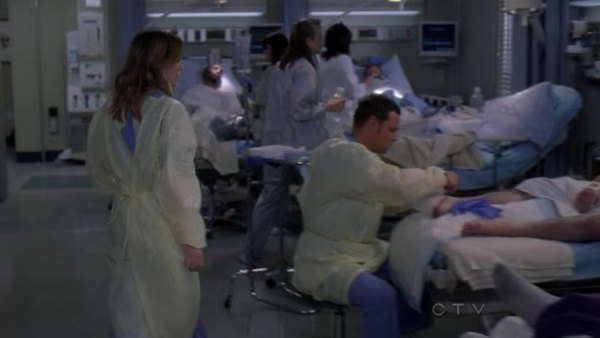Grey anatomy cucirca