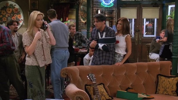 Watch Friends Online - Full Episodes - All Seasons - Yidio