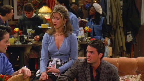 Watch Friends Season 1 Episode 4 The One with