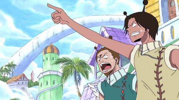 Ван-Пис — One Piece (1999-2013) - Сериал-торрент
