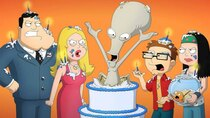American Dad! - Episode 13 - Salute Your Sllort