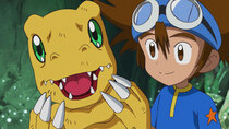 Digimon Adventure: - Episode 10 - The Steel-Solid Super Evolution