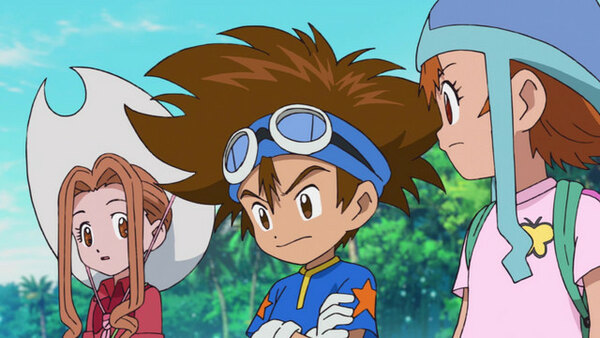Digimon Adventure: - Ep. 7 - That Boy Is Joe Kido
