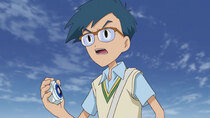 Digimon Adventure: - Episode 11 - The Wolf Standing Atop the Desert