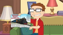American Dad! - Episode 22 - The Last Ride of the Dodge City Rambler