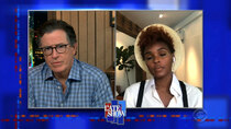 The Late Show with Stephen Colbert - Episode 2 - Janelle Monáe, Jacob Soboroff