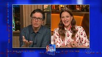 The Late Show with Stephen Colbert - Episode 3 - Drew Barrymore, Lang Lang