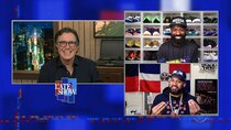 The Late Show with Stephen Colbert - Episode 6 - Desus Nice, The Kid Mero, Jake Isaac