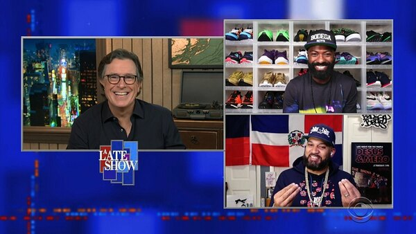 The Late Show with Stephen Colbert - S06E06 - Desus Nice, The Kid Mero, Jake Isaac