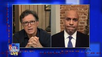 The Late Show with Stephen Colbert - Episode 10 - Cory Booker, Public Enemy