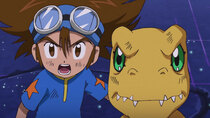Digimon Adventure: - Episode 18 - Countdown to Tokyo's Annihilation