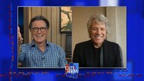 The Late Show with Stephen Colbert - Episode 14 - Jon Bon Jovi