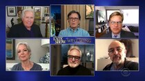 The Late Show with Stephen Colbert - Episode 18 - Allison Janney, Richard Schiff, Martin Sheen, Bradley Whitford,...