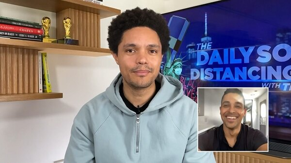 The Daily Show - S26E10 - Wilmer Valderrama