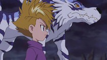 Digimon Adventure: - Episode 21 - The Tide-Turning Update