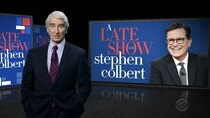 The Late Show with Stephen Colbert - Episode 23 - Sam Waterston