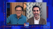 The Late Show with Stephen Colbert - Episode 24 - Sacha Baron Cohen, Jeff Tweedy