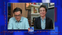 The Late Show with Stephen Colbert - Episode 27 - Julie Andrews, Amy Walter, Sam Smith
