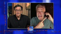 The Late Show with Stephen Colbert - Episode 28 - Jon Stewart, Neil deGrasse Tyson