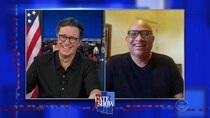 The Late Show with Stephen Colbert - Episode 31 - Larry Wilmore, Laura Benanti