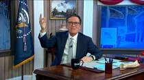 The Late Show with Stephen Colbert - Episode 32 - Alex Wagner, John Heilemann, Mark McKinnon, Charlamagne Tha God,...
