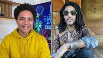 The Daily Show - Episode 25 - Lenny Kravitz
