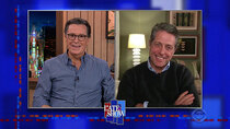The Late Show with Stephen Colbert - Episode 34 - Hugh Grant, Sturgill Simpson
