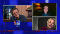 The Late Show with Stephen Colbert - Episode 35 - Olivia Colman, Gillian Anderson, Kylie Minogue