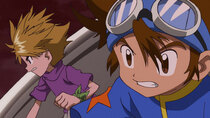 Digimon Adventure: - Episode 24 - The Final Stage, Donedevimon