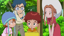 Digimon Adventure: - Episode 25 - Dive to the Next Ocean