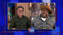 The Late Show with Stephen Colbert - Episode 39 - Matthew McConaughey, Cedric the Entertainer