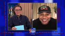The Late Show with Stephen Colbert - Episode 40 - LL Cool J, Dave Grohl, Foo Fighters