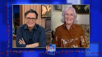 The Late Show with Stephen Colbert - Episode 41 - Glenn Close, Kane Brown, Swae Lee, Khalid