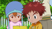 Digimon Adventure: - Episode 26 - Break Through the Sea Monster Barricade