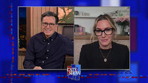 The Late Show with Stephen Colbert - Episode 46 - Kate Winslet, Michael Eric Dyson