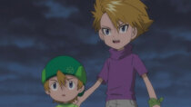 Digimon Adventure: - Episode 27 - To the New Continent