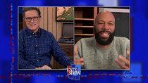 The Late Show with Stephen Colbert - Episode 48 - Common, Andrea Bocelli