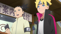 Boruto: Naruto Next Generations - Episode 177 - The Iron Wall's Sensing System