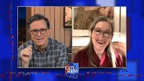 The Late Show with Stephen Colbert - Episode 49 - Meryl Streep, Chris Stapleton