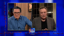 The Late Show with Stephen Colbert - Episode 54 - Chance The Rapper, Christopher Walken, Laura Benanti
