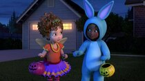 Fancy Nancy - Episode 22 - Nancy's Ghostly Halloween