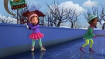 Fancy Nancy - Episode 25 - Ice Skater Extraordinaire