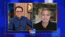 The Late Show with Stephen Colbert - Episode 58 - George Clooney