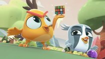 Angry Birds Bubble Trouble - Episode 3 - Noob vs. Cube