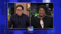 The Late Show with Stephen Colbert - Episode 59 - Stacey Abrams, RuPaul Charles, Maren Morris