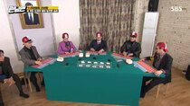 Running Man - Episode 537 - 2021 Card Shark Association New Year's Party: The Return of Gamblers...