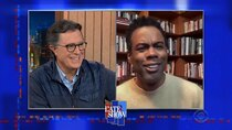 The Late Show with Stephen Colbert - Episode 64 - Chris Rock, Aubrey Plaza, Joss Stone