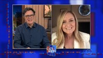 The Late Show with Stephen Colbert - Episode 66 - Samantha Bee, Paul Mescal