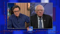 The Late Show with Stephen Colbert - Episode 67 - Bernie Sanders, FINNEAS